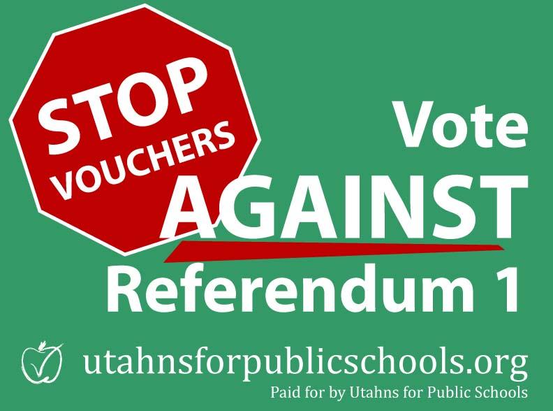 Vote NO on Referendum 1